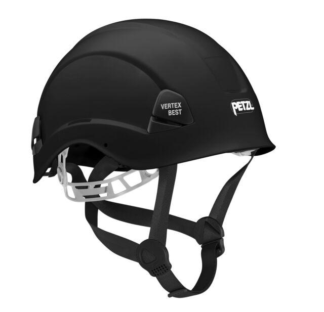 Petzl Vertex Best Safety Helmet - BLACK, work at heights industrial helmet