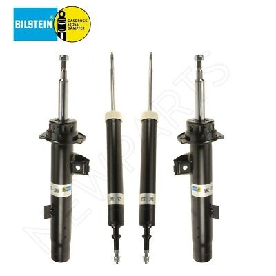 E82 Bilstein B4 Front Left Shock Absorber BMW 1 Series Coupe 120 d 130 kW