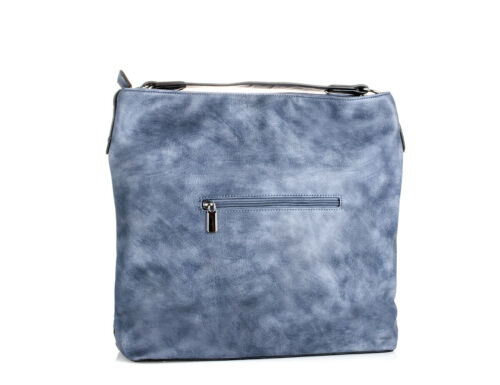 Hobo Blu Borsa colore Guru Model Donna xwvnqTgxH0