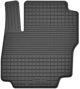 für Nissan NV300 X82 Kasten Kombi Premium Auto Fußmatte Gummimatte Matte schwarz