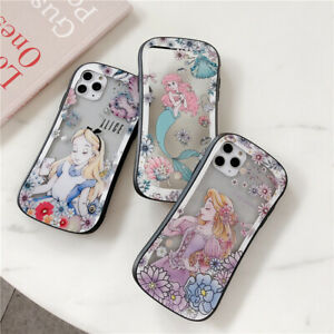 Phone-Case-Disney-Princess-Soft-TPU-Cover-For-iPhoen-11-Max-XR-7-8-Plus-SE-2020