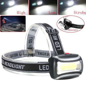 Durable-Headlight-COB-LED-20000LM-Rechargeable-Headlamp-Flashlight-Lamp-Torch