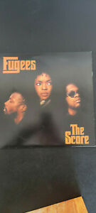 Fugees - The Score Target Exclusive Clear w/ Smoky Swirls Vinyl 2x LP Record Set