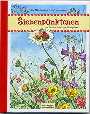 Siebenpünktchen Bezauberndes Glückskäfer-Märchen von Fritz Baumgarten Reprint