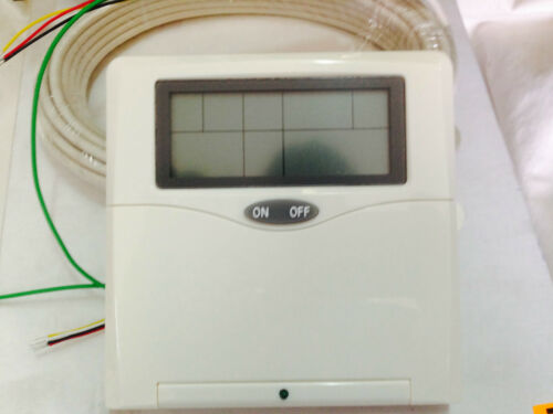 TEMPERZONE HANWEST DUCTED  AIR CONDITIONER  HAN-L62  WALL /& CONDENSER CONTROLLER
