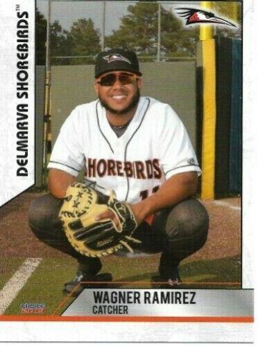 2019 Delmarva Shorebirds Team Card Set Baltimore Orioles Pick Your Cards