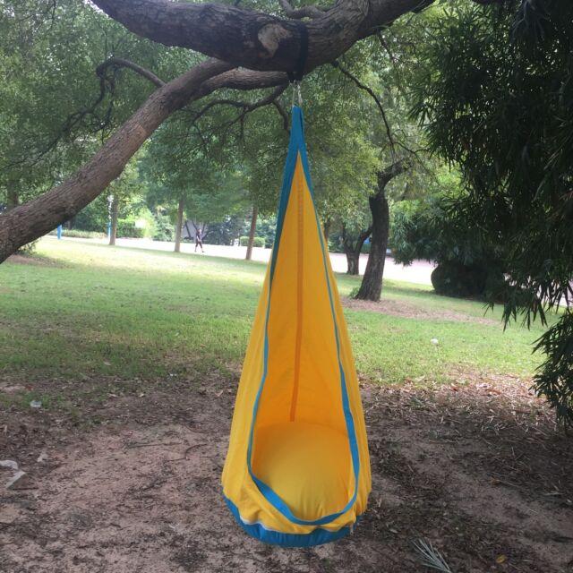 Bag Design Hanging Swing Seat Hammock Children Swing Chair for Indoor & Outdoor