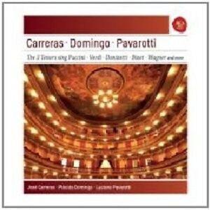 Pavarotti-Domingo-Carreras-Best-of-the-3-tenori-CD-NUOVO