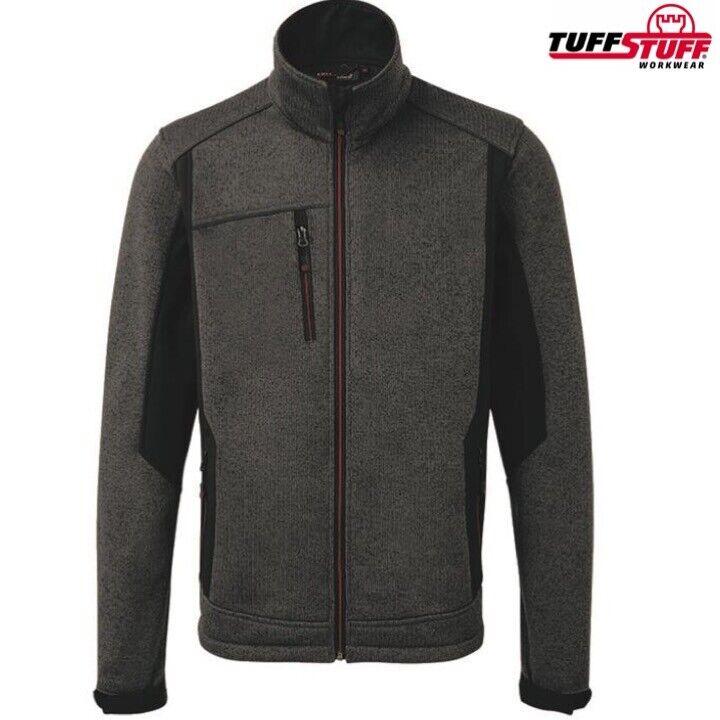 Tuffstuff Arbeitskleidung Shotley Strick Softshell Jacke Herren S-2XL