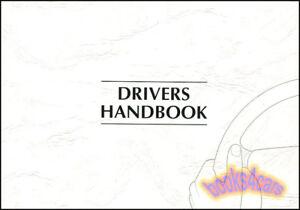 1999 jaguar xj8 xjr owners manual handbook guide book 99 xj 8 v8 ebay rh ebay com 2006 XJ8 1998 XJ8