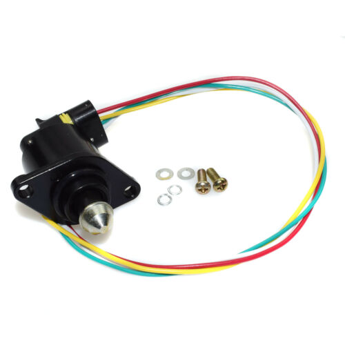 Idle Air Control Valve With 4 wires Connector For JEEP Wrangler Cherokee 4637071