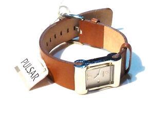 Bijou montre Pulsar bracelet cuir