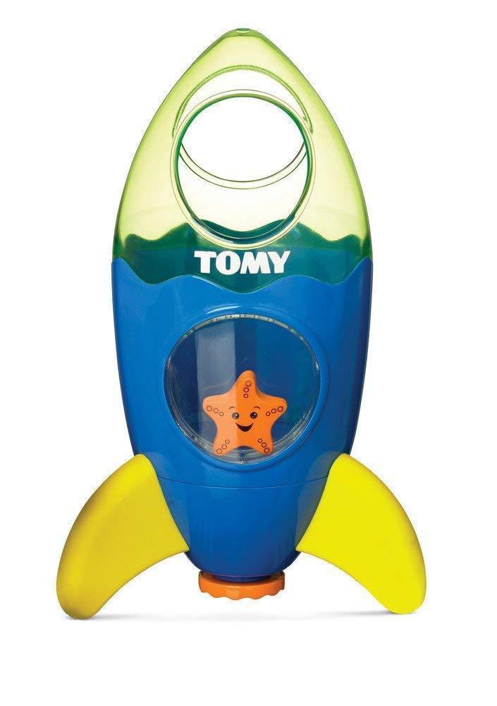 Tomy TOMY Bath Toys Fountain Rocket Toddler Childrens Bathtime Fun Toy 72357