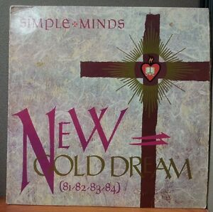 SIMPLE-MINDS-New-Gold-Dream-81-82-83-82-LP-A-amp-M-SP64928-US-1982-Marble