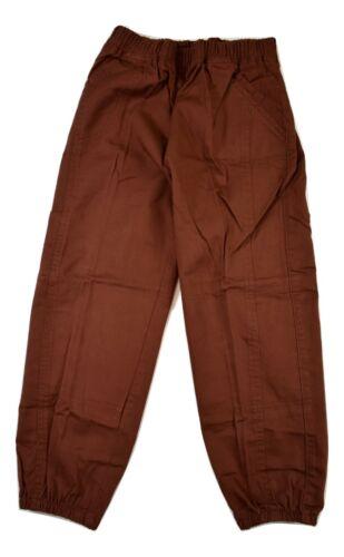 Biobottoms Little Boys All-Terrain Brown Pants New Size 6