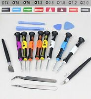 16 in 1 Mobile Phone iPhone 7 7plus 6 6S 5 Repair Tools Screwdrivers Set Kit