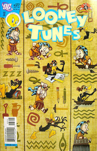 LOONEY TUNES Comic # 177 Rare EGYPTIAN Comic SOLD OUT!