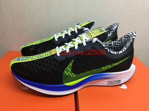 23dbfeafd8bc2 Nike Zoom Pegasus 35 Turbo HKG Sz 4-13 CI0227-014 Black Volt-White ...