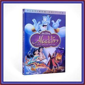 Aladdin (2-Disc Set Special Platinum Edition -DVD)
