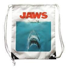 Backpack Movie Lo Shark, backpack backpack, poster poster Cinema, Jaws, Vintage