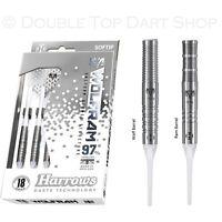 Harrows Wolfram 97% Tungsten Soft Tip Darts