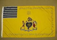 Philadelphia Light Horse Indoor Outdoor Dyed Nylon Historical Flag 3' X 5'