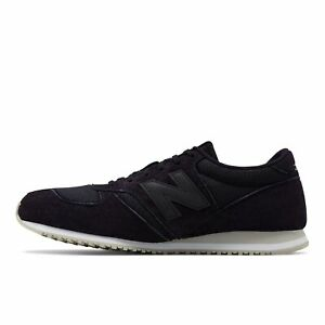 New Balance Nb 420 Mens Lifestyle Baskets Chaussures De Course Bleu Marine U420-nvy-afficher Le Titre D'origine