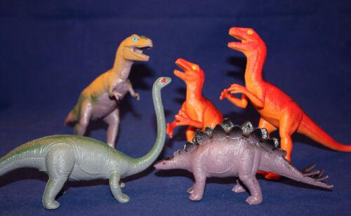Animal World* 5 Dinosaurier*Figuren*Neu// OVP