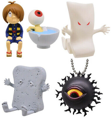 BANDAI GeGeGe no Kitaro GeGeGe Collection Nurikabe Japan