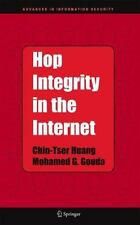 Hop Integrity in the Internet (Advances in Information Security)-ExLibrary