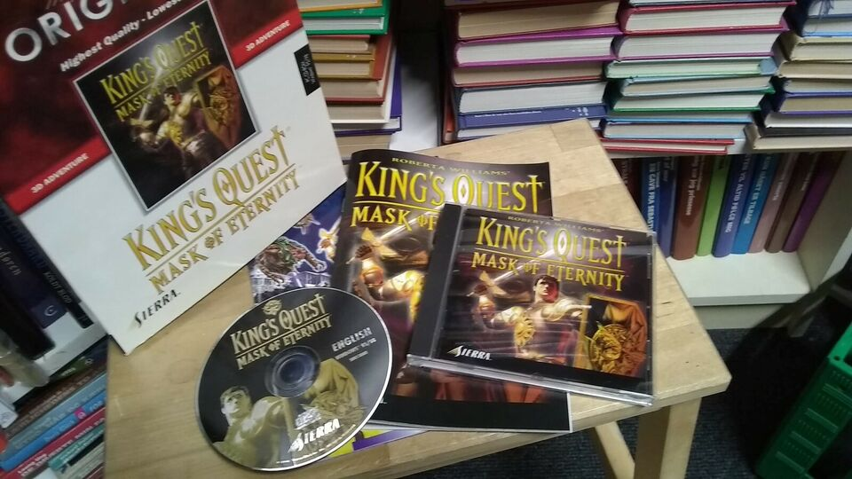 Gabriel Knight 3 & King's Quest: , adventure