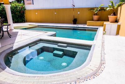 Casa Equipada De 4 Recamaras En Zona Residencial De Cancun