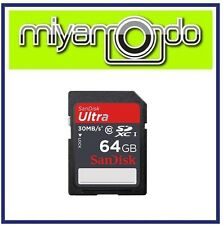 SanDisk Ultra 64GB SDHC Memory Card