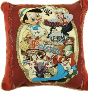Disney Pinocchio 80th Pin Badge Set Japan import NEW Disney Store