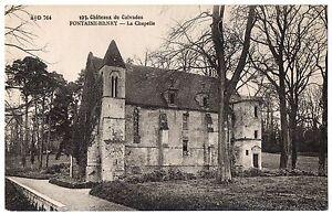 CPA-14-FONTAINE-HENRY-Calvados-193-La-Chapelle-Chateaux-du-Calvados