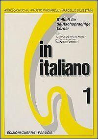 In-italiano-Beiheft-fur-deutschprachige-Lerner-Vol-1-Guerra-Edizioni-Guru