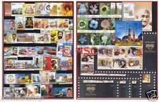 INDIA 2013 COMPLETE YEAR SET COLLECTOR PACK OF 122 STAMPS MNH