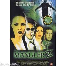 DVD * THE MANGLER 2 * WIE NEU * Es könnte jetzt schon zu spät sein *