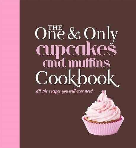 1 of 1 - The One and Only Cupcakes and Muffins Cookbook,Jenny Linford