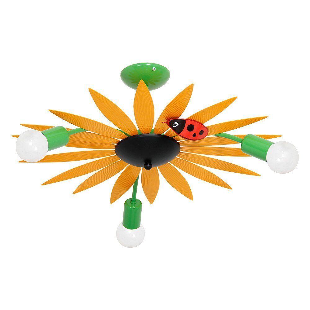 Biedronka III Ladybird Nursery Lamp Hanging Lamp Ceiling Lamp Chandelier