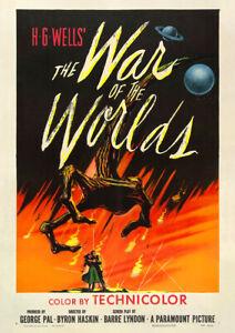 La-guerra-de-los-mundos-1953-ligeros-Wells-Byron-Haskin-Pelicula-Cine-arte-cartel