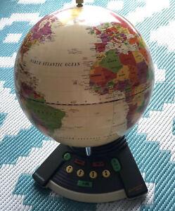 GeoSafari World Exploratoy 1997 Globe Educational Toy ...