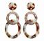 Acrylic-Geometric-Statement-Big-Drop-Dangle-Earrings-Women-Ear-Studs-Jewelry thumbnail 17