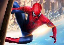 Cartel de tela posicional Spiderman A3 re 1