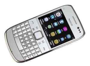 Original-Brand-NEW-NOKIA-E6-00-Silver-8G-Unlocked-3G-WIFI-free-shipping
