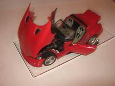 1:18 Dodge Viper RT/10 red Burago in showcase TOP