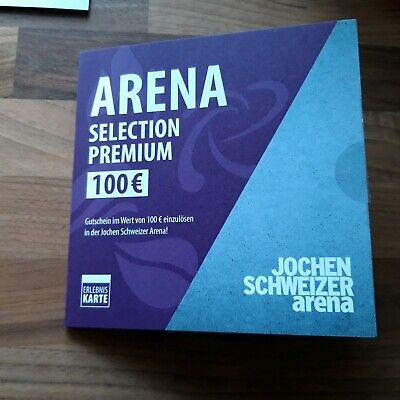 Jochen Schweizer Geschenkgutschein Wertgutschein 250 EUR