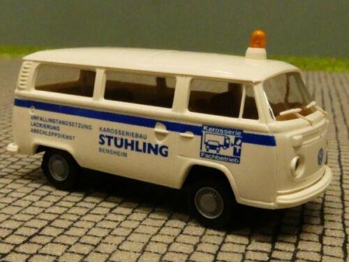 1//87 Brekina VW T2 Stühling Karosseriebau Bensheim Bus