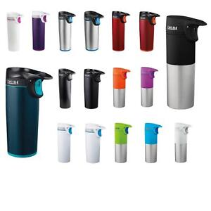Camelbak-Forge-Thermo-Isolier-Reise-Becher-Flasche-Coffee-to-Go-Kaffee-Tee-Metal