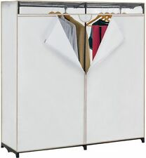 "Tidy Living - Cloth 60"" Closet - Stand Alone Portable Clothes Storage Wardrobe"
